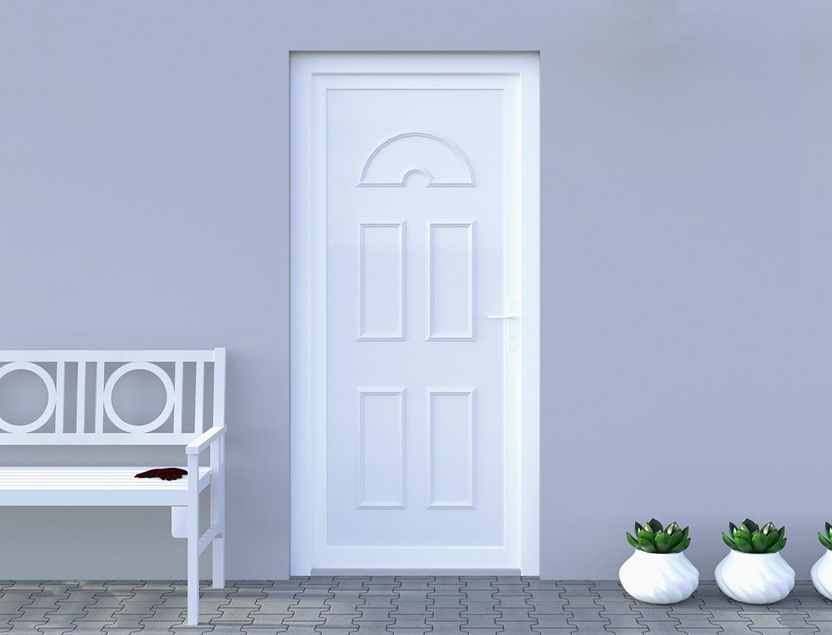 m-eco bejárati ajtó
