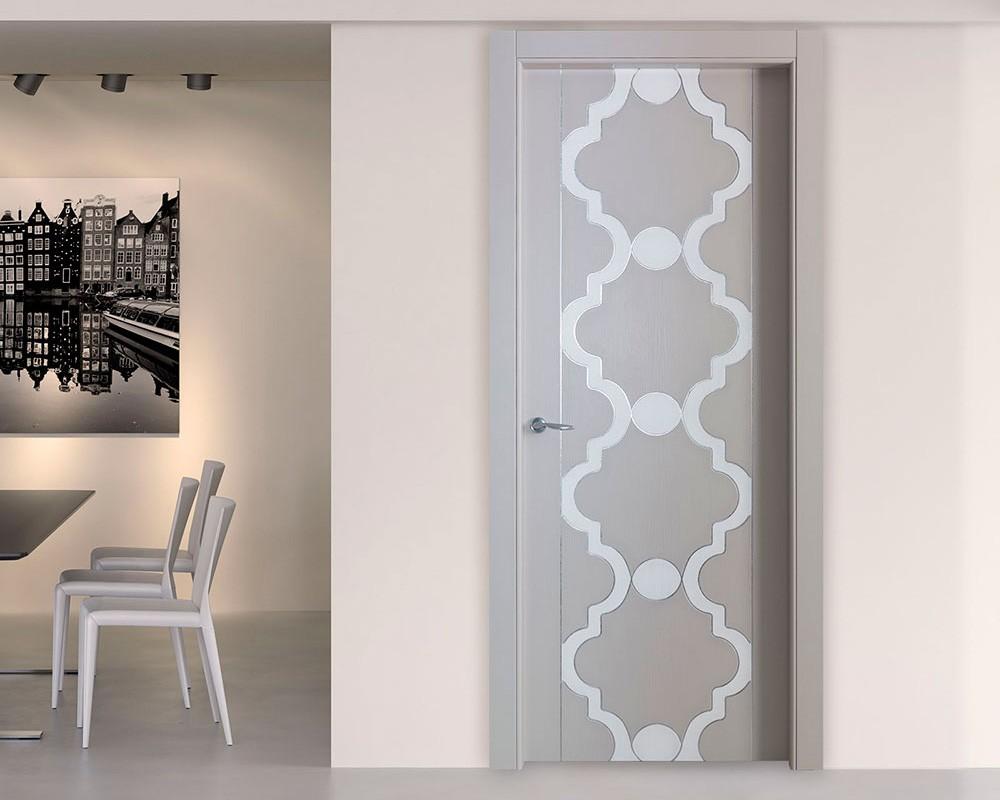 Arabescue beltéri ajtó